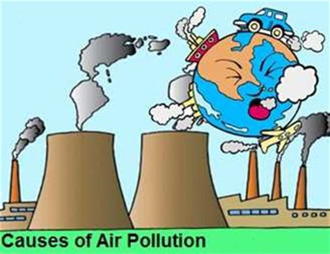 Air Pollution, Water Pollution and Noise Pollution Essay